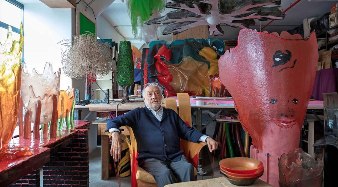 Gaetano Pesce – Il Design Radicale